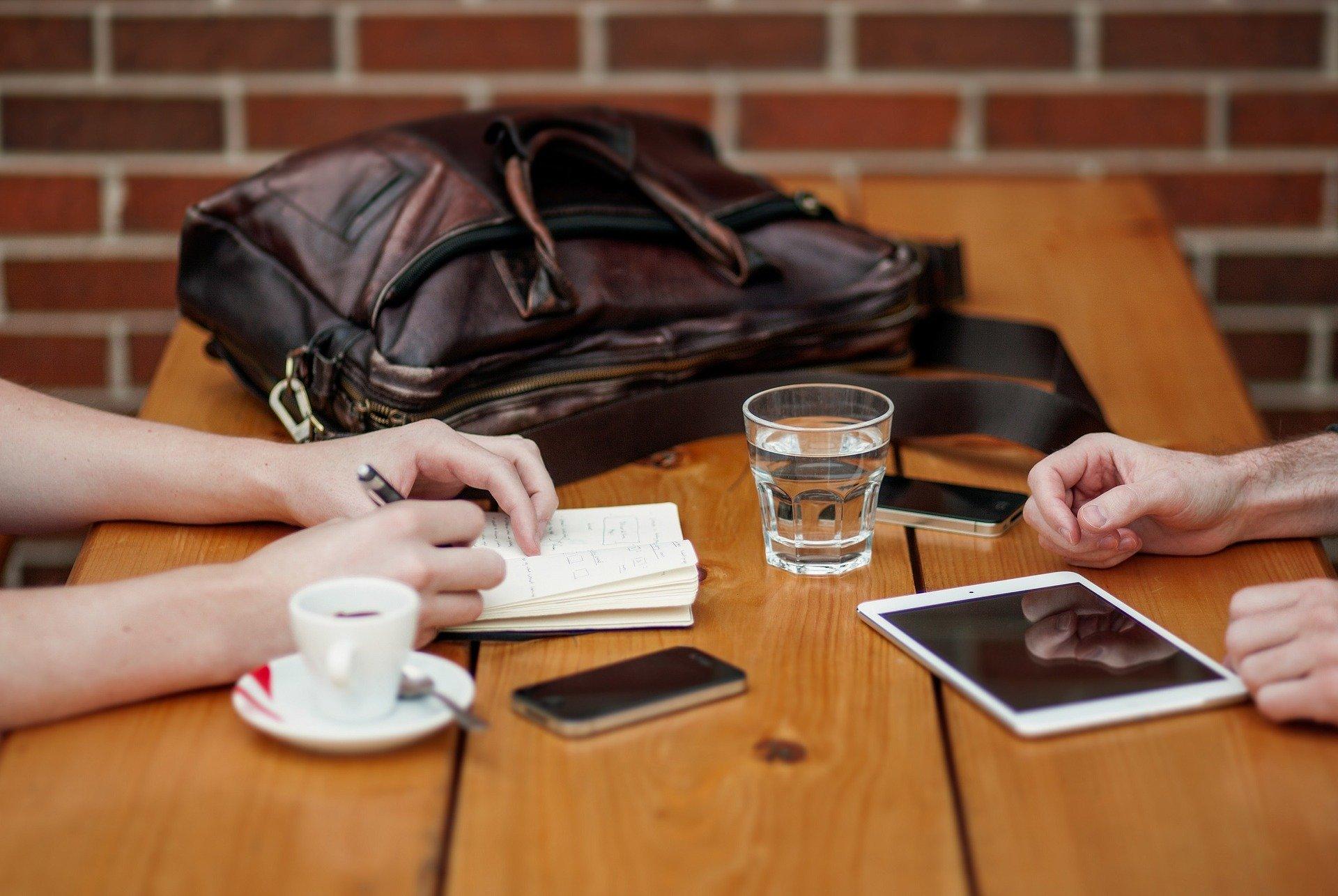 Decálogo de networking de Breaking into Finance